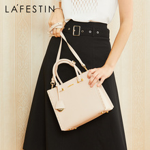 ラfestinブランドの女性のバッグレトロ高級ハンドバッグショルダーバッグバッグ女性のレザートートバッグ複数の人気色