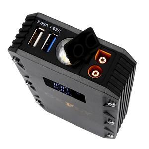 Image 5 - Gkfly Hoge Capaciteit Auto Jump Starter 12V 1500A Starten Kabels Apparaat Draagbare Mini Power Bank Benzine Diesel Auto Batterij booster