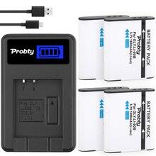 Baterias ou carregador para olympus li 90b, para olympus tough LI 90B LI 92B TG 5 TG 2 tg tracker sh 1 sh 2 SP 100 ihs