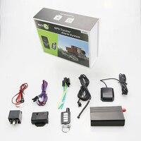 Carro gps tracker tk105 com um controle remoto para bloquear e desbloquear carro por aplicativo gratuito e plataforma de alta qualidade ntg03|tracker mobile|tracker gsm|tracker personal -