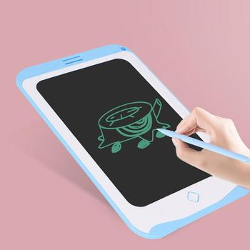 Eye Protection 8.5 Inch LCD Screen Writing Drawing Tablet Pad Graffiti Board Toy Eye protection children's handwriting board lcd screen writing pad digital drawing pad 8 5 12 inches handwriting board portable electric board for office learning