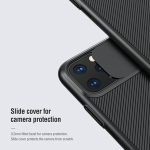 Image 3 - NILLKIN for iPhone 11 Pro Max Case slide Cover for Camera Protection For iphone 11 case 2019 back cover for iPhone 11 Pro case