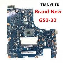 ยี่ห้อใหม่ ACLU9/ACLU0 NM A311 เมนบอร์ดแล็ปท็อปสำหรับ Lenovo G50 30 โน๊ตบุ๊ค (สำหรับ INTEL CPU) เมนบอร์ดทดสอบ 100% ทำงาน