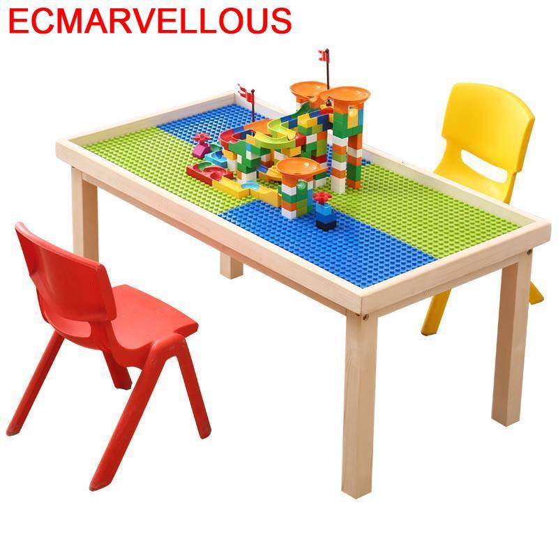 Chaise Mesinha Desk For And Chair Tavolino Bambini Kids Pour Game Kindergarten Study Enfant Kinder Mesa Infantil Children Table