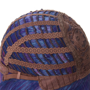 Image 5 - L email wig LOL Neeko Cosplay Wigs The Curious Chameleon Game Cosplay Wig Heat Resistant Synthetic Hair Perucas Cosplay Wig