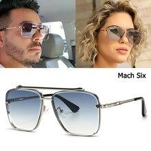 JackJad – lunettes De soleil classiques à la mode pour hommes, verres dégradés De Style Mach Six, Cool, De marque, Vintage, 2021, Oculos De Sol 2A102