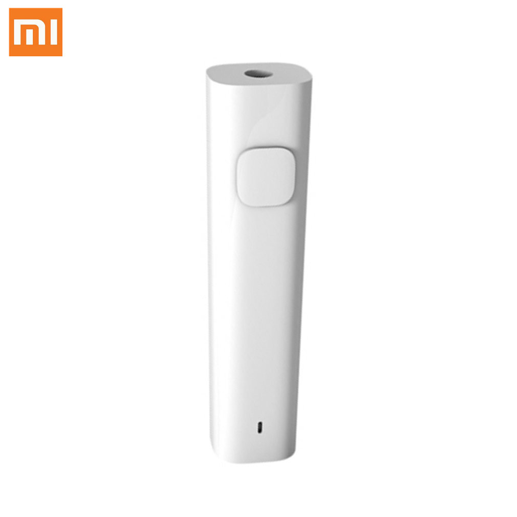Xiaomi Bluetooth 4.2 Audio Receiver Wireless Adapter 3.5mm Audio Music Car Kit Speaker Headphone Hands