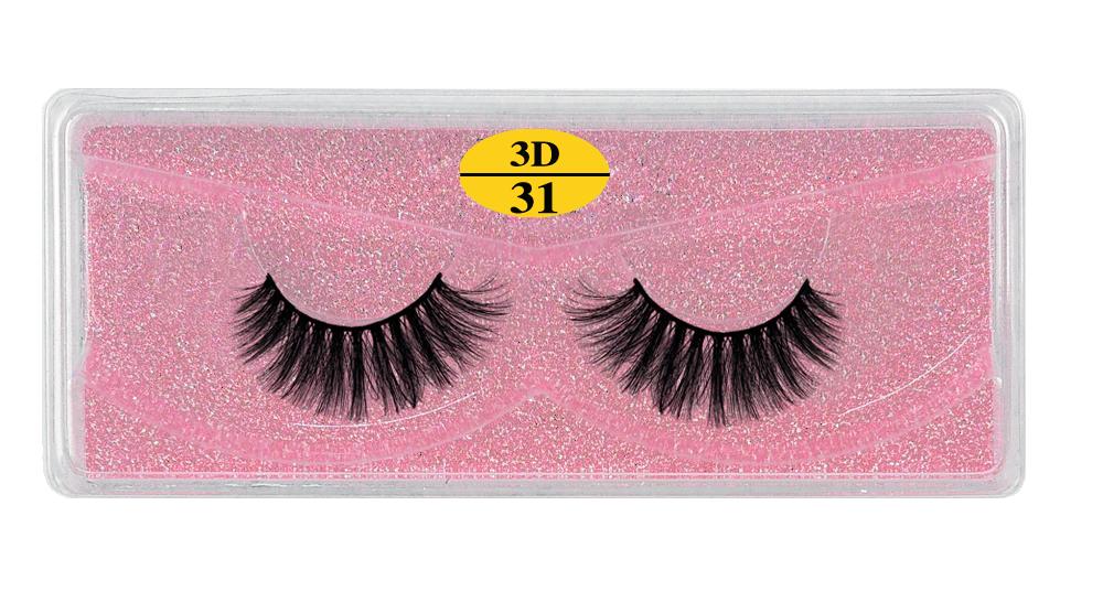 H5ee03af47d1942bf85021bb1ef987b39H - MB Eyelashes Wholesale 40/50/100/200pcs 6D Mink Lashes Natural False Eyelashes Long Set faux cils Bulk Makeup wholesale lashes