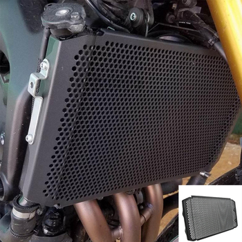Montorcycle Aluminum Radiator Grille Guard Cover Protecter For YAMAHA Tracer 900 2018 Yamaha GT 2019 /