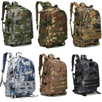 Tactical Backpack 27L Army Bag Military Backpack Trekking Camping Climbing Hiking Rucksack Nylon Waterproof Shoulder Bag