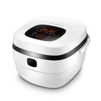 Home Smart Booking Mini Rice Cooker 1 8 people multifunctional small rice cooker kitchen appliances electric rice cooker 400W