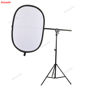 Photography Sulfate Soft Paper Background Paper Hanging Rod Reflective Plate Holding Rod Holder CD50 T03