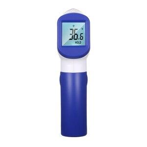 Image 3 - الأشعة تحت الحمراء ميزان الحرارة الرقمي IR قياس درجة الحرارة متر مراقبة درجة الحرارة ميزان حرارة يدوي بالأشعة تحت الحمراء