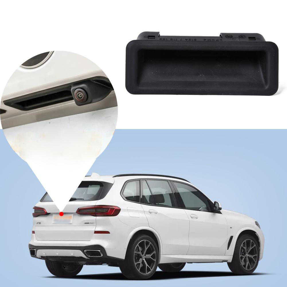 LumiParty Car Rear Box Switch Reserve Box Switch OE 51247118158 Car Accessories For BMW 1 3 5 Series X1 X5 X6