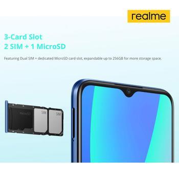 Глобальная версия Realme C15 Octa Core 4 Гб 64 Гб 5