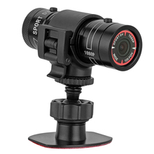 חדש מיני F9 HD 1080P אופני אופנוע קסדת ספורט מצלמה וידאו מקליט DV למצלמות מיני מצלמה