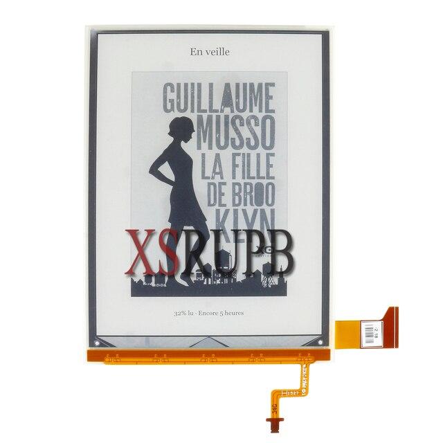100% Original E Ink ED060KG1(LF) lcd screen For Kobo Glo HD 2015 Reader Ebook eReader LCD Display