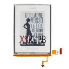 100% Original E Tinte ED060KG1(LF) lcd screen Für Kobo Glo HD 2015 Reader Ebook eReader LCD Display