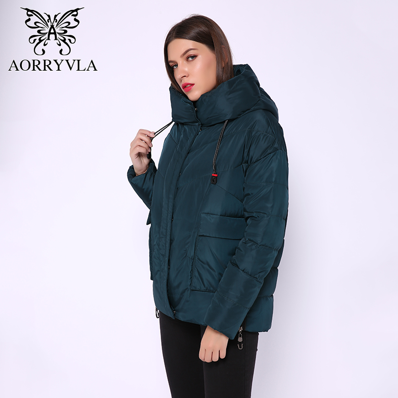 Women's Thick Winter Down Jacket 3
