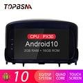 TOPBSNA Android 10 автомобильный DVD мультимедийный плеер для OPEL MOKKA GPS Navi 2 Din Automotivo Mirror-link USB RDS SWC головное устройство WIFI авто