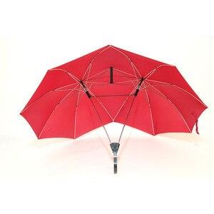Creative Duo Rain Umbrella for