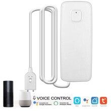 Alarm-Sensor Water-Leakage-Detector Smart Home WIFI Flood for Basement Bathroom Kitchen