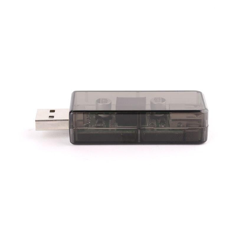Isolateur USB à USB isolateurs numériques de qualité industrielle avec coque 12Mbps vitesse ADUM4160/ADUM316 Q81E
