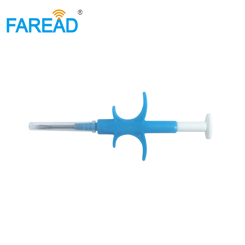 ISO And ICAR 1.4x8mm / 2.12x12mm Dog Syringe Insert Pet ID Chip FDX-B Microchip For Companion Animal