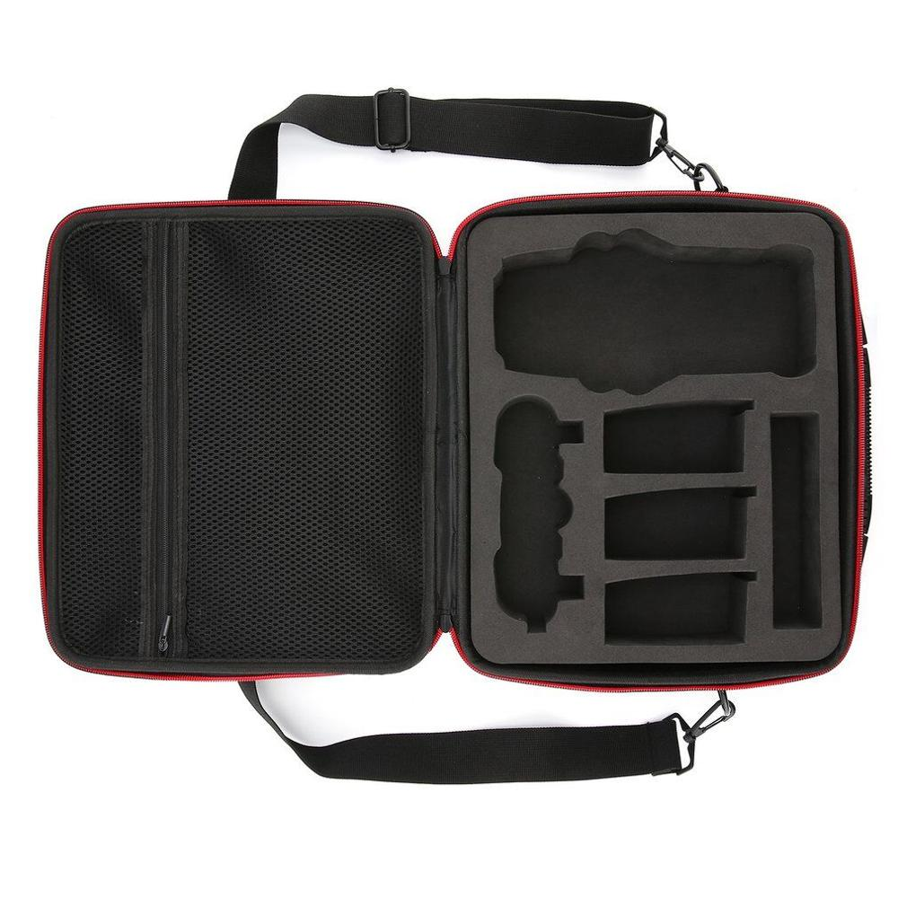 Image 2 - For Mavic 2 Carrying Case Hard Shell Storage Bag+8743 Low Noise Propeller+Drone Parking Apron Waterproof Pad For DJI Mavic 2 ProDrone Bags   -