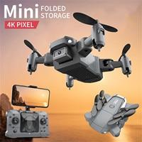 KY905 Mini Drone mit 4K Kamera HD Faltbare Quadcopter One-Key-Rückkehr Wifi FPV R Kinder Puppe Spielzeug für Kid Mädchen Jungen Geschenk