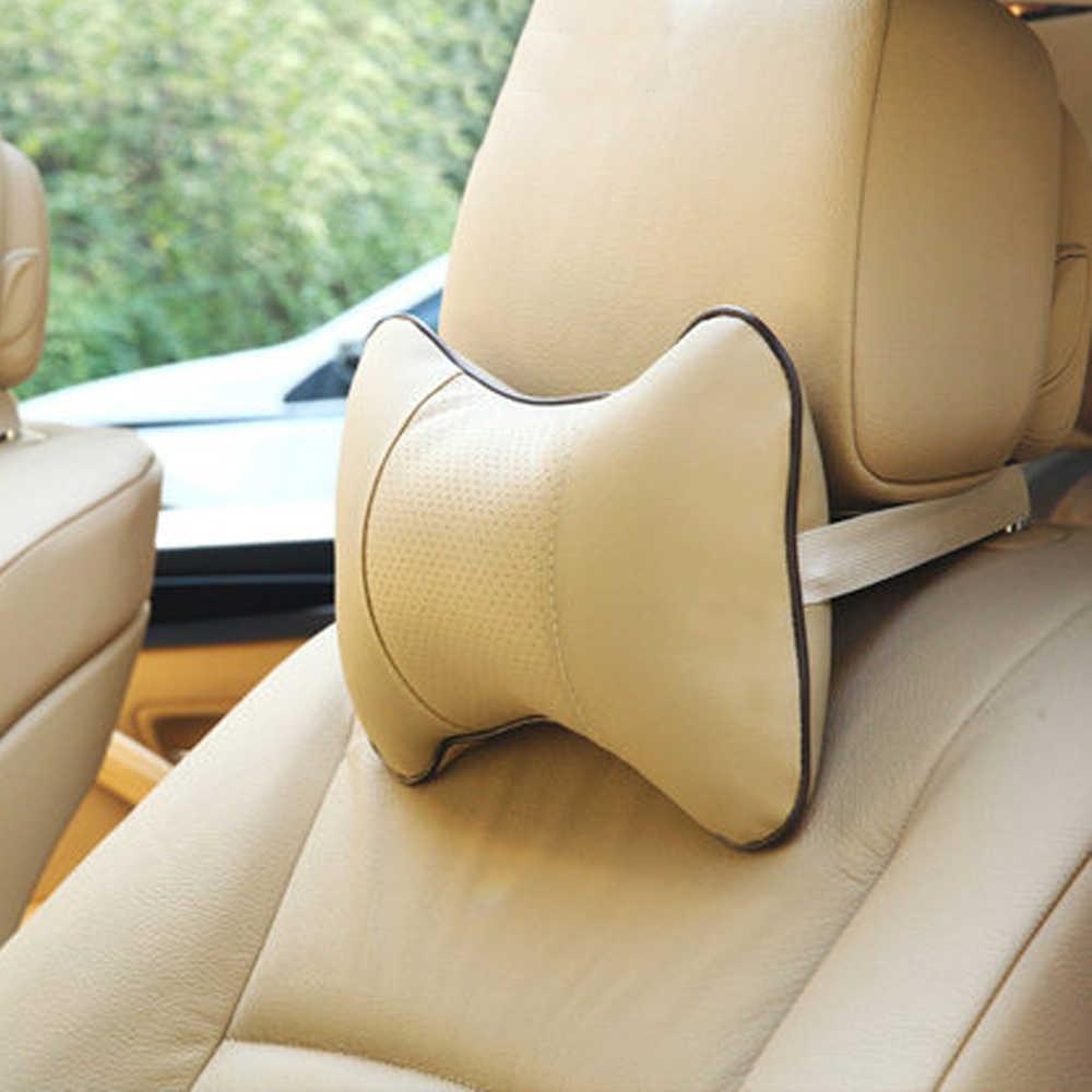 Almohada para el cuello de coche, asiento de coche, asiento de cabeza de viaje, almohada para el cuello