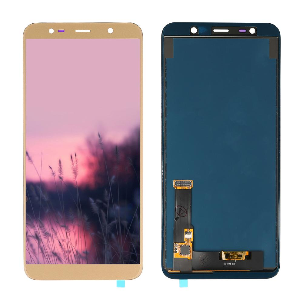 For Samsung Galaxy J8 2018 J810 SM-J810M J810F J810Y LCD Display+Touch Screen Digitizer Aseembly Adjust Brightness Replacement