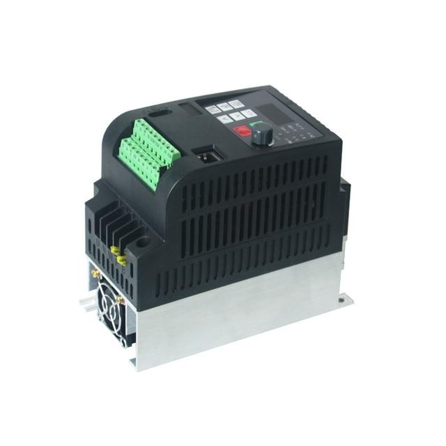 Vector inverter Frequency converter Wk310 2.2kw VFD single-phase 220v input three phase 380V output inverter controller