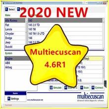 Super❗MultiEcuScan v4.6R, nuevo, multifunción, nuevo, certificado completo, v4.6R, Envío Gratis, 2020