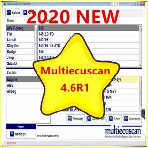 Image 1 - Super Super❗MultiEcuScan v4.6R, outil denregistrement complet, nouvelle collection 2020, livraison gratuite