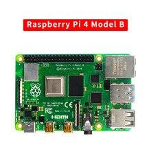Original mais recente raspberry pi 4 modelo b pi 4 placa de desenvolvimento 2g 4g 8g ram 2.4g & 5g wifi bluetooth 5.0 rpi 4