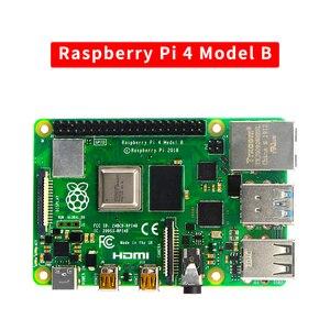 Image 1 - Original Neueste Raspberry Pi 4 Modell B Pi 4 Entwicklung Bord 2G 4G 8G RAM 2,4G & 5G WiFi Bluetooth 5,0 RPi 4
