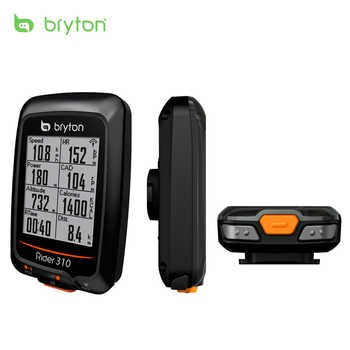 Bryton Rider 310 Enabled Waterproof GPS Bicycle Cycling Computer & Extension Speedometer R310 - DISCOUNT ITEM  20% OFF All Category