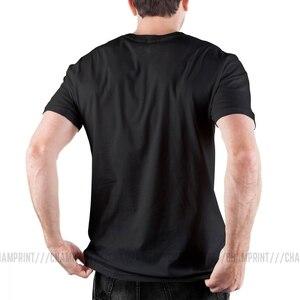 Image 4 - Men T Shirt Metro Exodus T Shirts Gas Mask Toxic Games Gaming Artyom Haunter Short Sleeves Tees Round Neck clothing Pure Cotton