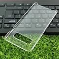 Ультрапрозрачный жесткий чехол из поликарбоната для Samsung Galaxy S8 S9 S10 Plus S10e S10 5G S20 Plus S20Ultra тонкий прозрачный защитный чехол-накладка