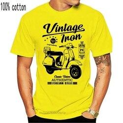 T-Shirt Vespa Px Ohne Spiegel Oldtimer Youngtimer Vintage Motorcycle