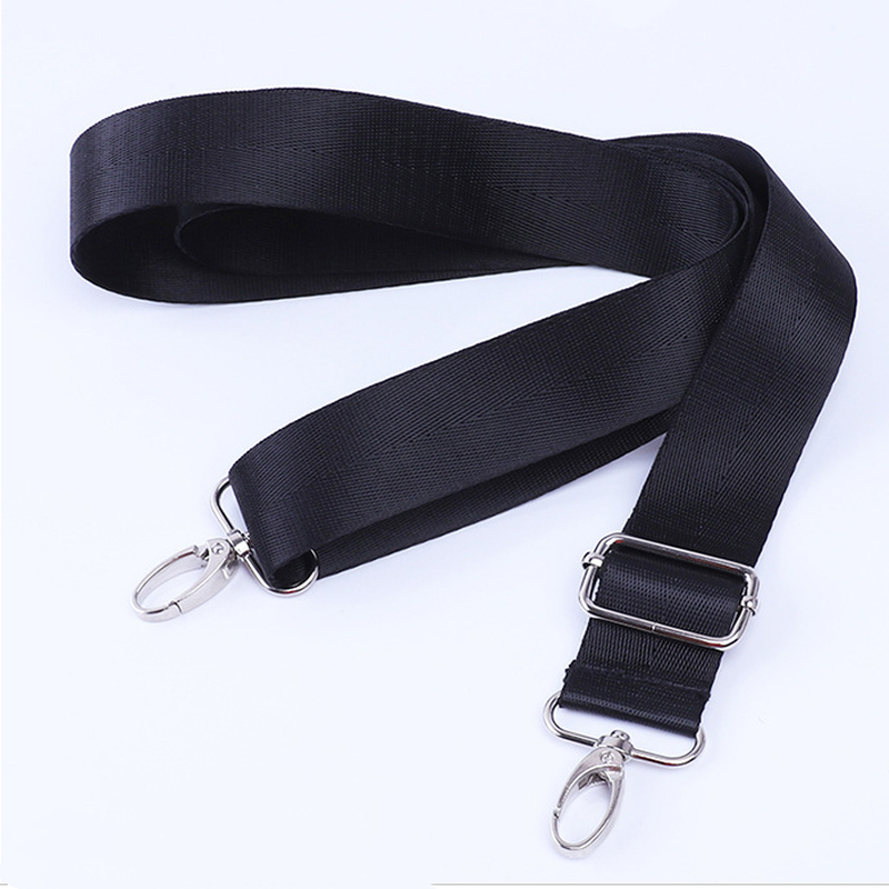 Adjustable Nylon Shoulder Bag Belt Replacement Laptop Crossbody Camera Strap Bag Accessories