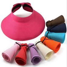 Hat Urban Brim Outdoor Women Visor-Cap Baseball-Cap Knitted-Hat Hat-Sun Empty-Top Sun-Protection