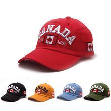 Канадский бейсбольный Кепки Для мужчин's и женщин Мужчин's