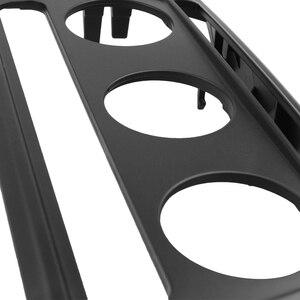 Image 5 - Fascia de Radio para Skoda Octavia con Auto A/C reproductor de DVD 2 Din, Kit de Panel estéreo, de instalación de embellecedor, marco de placa