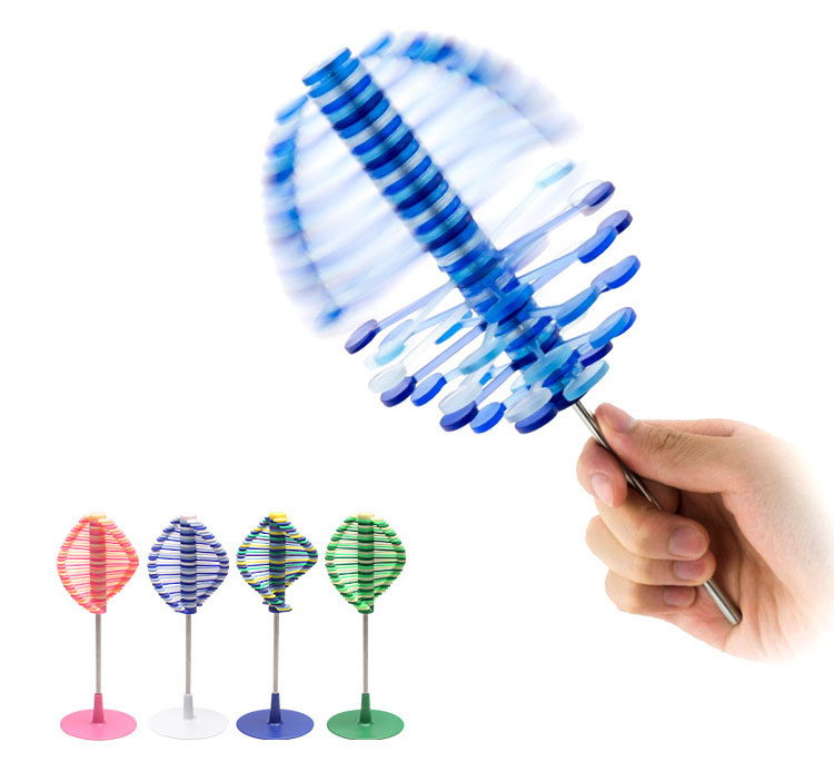 Autism Stim Sensory Stress Reliever Twirl Spinning Kinetic Funny Fidget Toys Boys Girls Birthday Surprises Funny Gifts