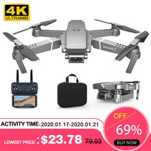 E68 drone HD wide angle 4K WIFI 1080P FPV drone video live r