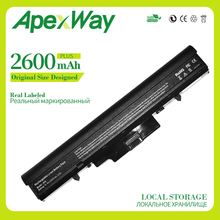 2600mAh  battery for HP 440264-ABC 440265-ABC 440266-ABC 440704-001 443063-001 HSTNN-FB40 HSTNN-IB44 510 530