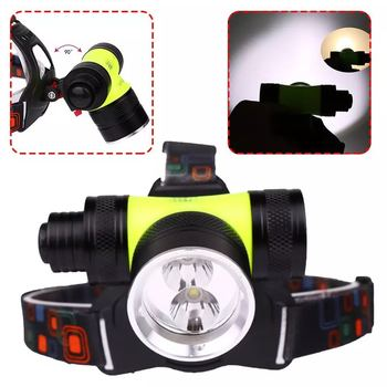HBU Super Bright T6 LED Headlamp Head Torch Headlight 1*26650/1*18650 Fishing Head Torch Camping Head Light Outdoor Lamp Lantern yunmai 10000 lumen led headlamp new xml t6 cob usb headlight head lamp light fishing outdoor camping riding head frontal torch