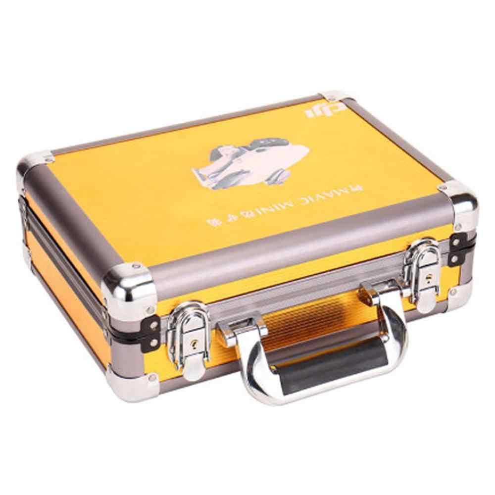 DJI Mavic Mini Accessoires Opbergdoos Hoge Kwaliteit Aluminium Koffer Draagbare Antenne Vliegtuigen Waterdichte Hardshell Case